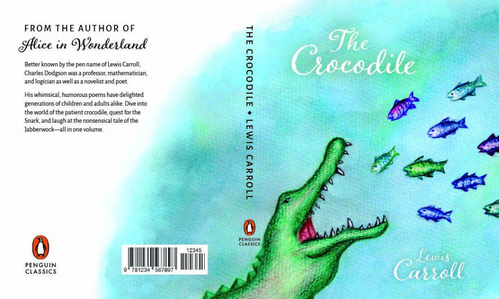 The Crocodile Book Cover