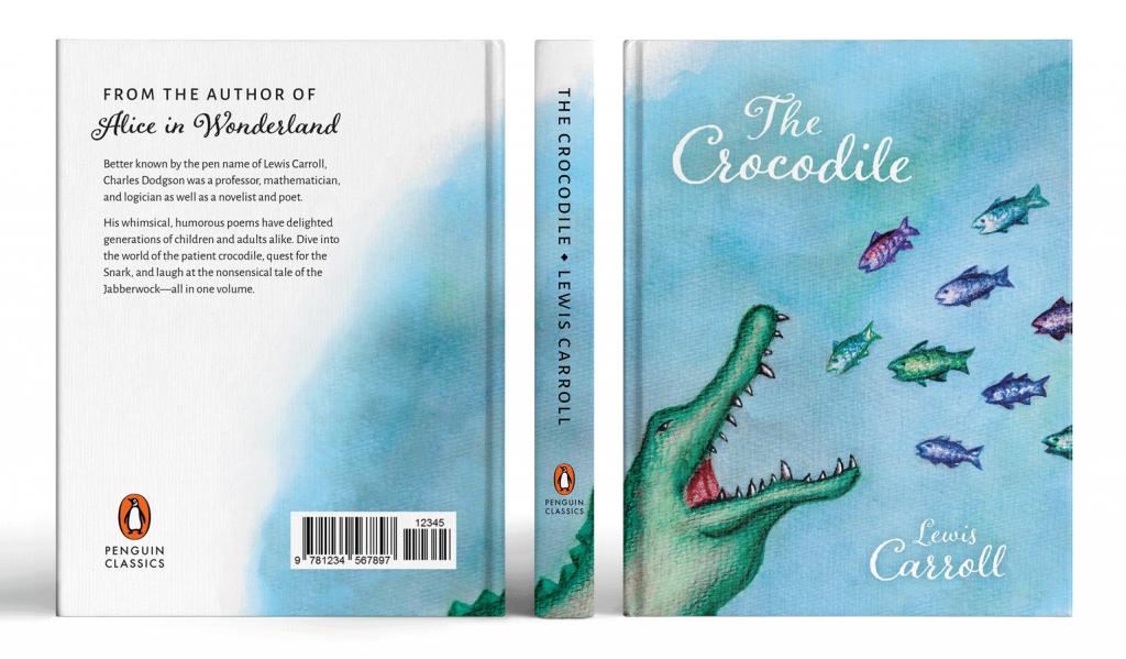 The Crocodile Cover