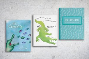 The Crocodile Book Covers