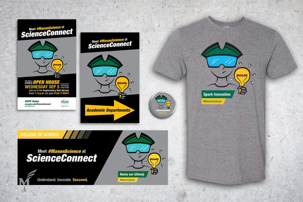 ScienceConnect Collateral