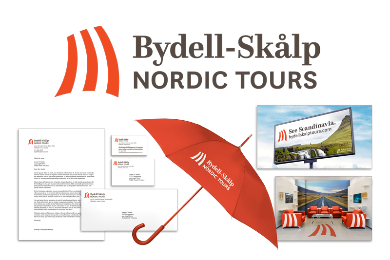 Bydell-Skalp Nordic Tours collateral